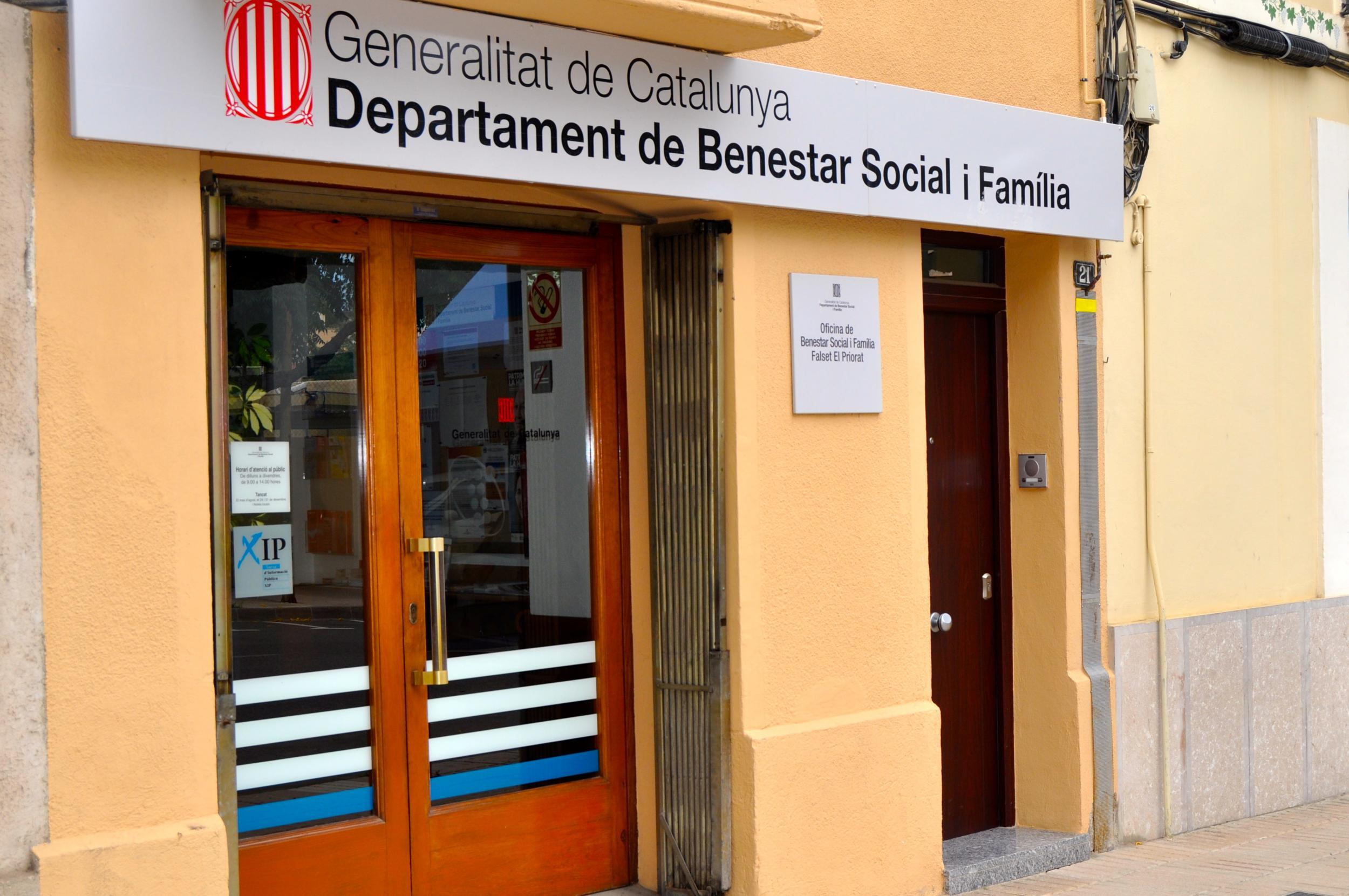 oficina de benestar social i fam lia ajuntament de